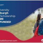 Edinburgh University Online Masters Scholarships