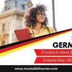 Friedrich Ebert Foundation Scholarship 2020
