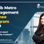 Habib Metro Bank Management Trainee Program