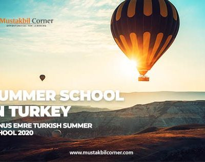 Turkish Summer School 2020