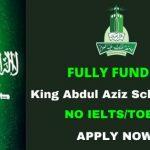King Abdul Aziz Scholarship 2021