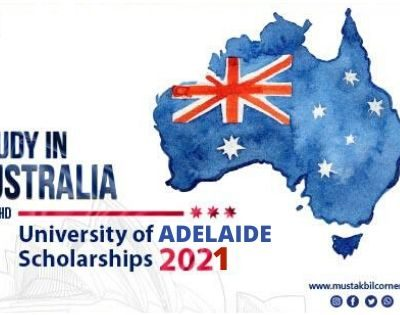 University of Adelaide Scholarship 2021