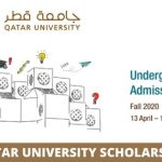 Qatar University Scholarships 2021