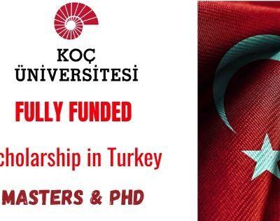 Turkey Scholarship 2020-2021