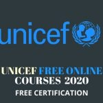 UNICEF Free Online Courses 2020