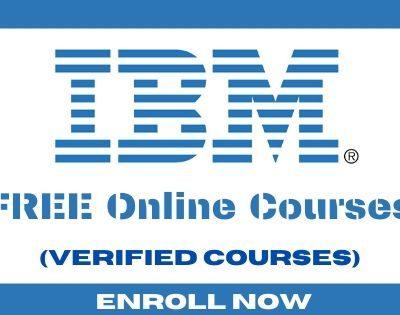 IBM Free Online Courses 2020