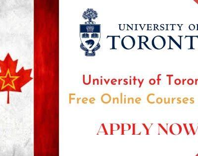 University of Toronto Free Online Courses
