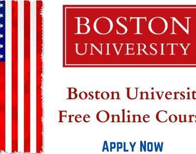 Boston University Free Online Courses