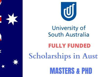 University of South Australia Scholarship 2020