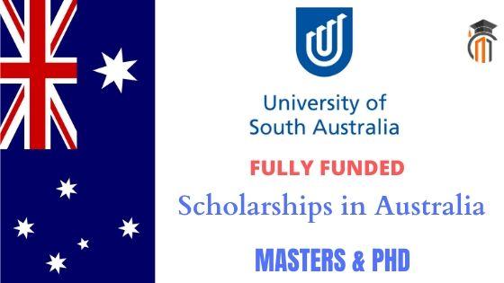 University of South Australia Scholarship 2020-2021 ...