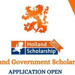 Holland Government Scholarship 2021