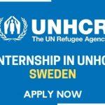 UNHCR Internship 2020