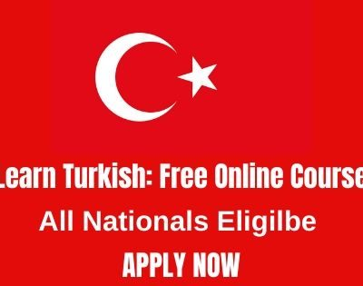 Turkish Language Online Course
