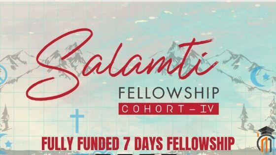 Salamti Fellowship Program 2020