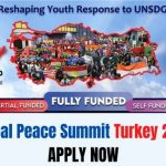 Global Peace Summit Turkey 2020