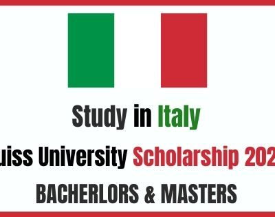 Luiss University Scholarship 2020
