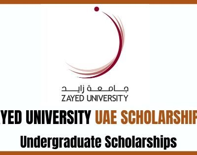 Zayed University Scholarship 2020