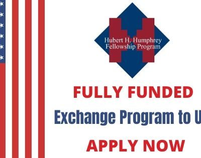 Hubert H. Humphrey Fellowship 2021