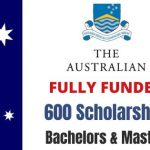 Australian National University Scholarships 2021