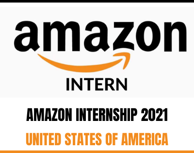 Amazon Summer Internship 2021