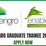 Engro Graduate Trainee Program