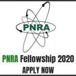 PNRA Fellowship 2020