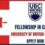 UBC Fellowship in Canada