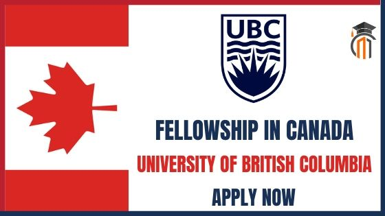 UBC Fellowship in Canada