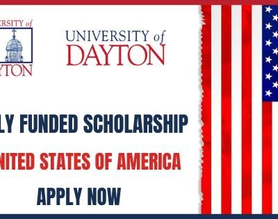 University Of Dayton Scholarship