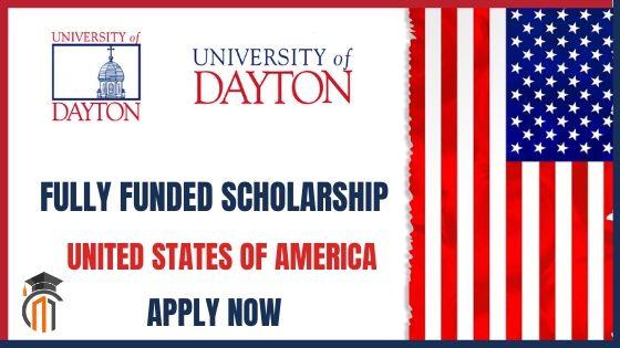 University Of Dayton Scholarship