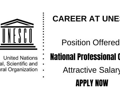 Job at UNESCO