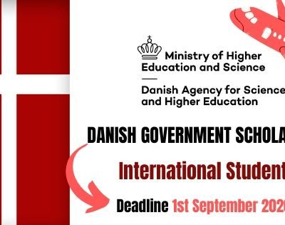 Danish Government Scholarships 2021