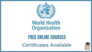 WHO Online Course