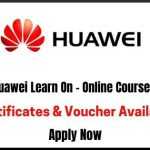 Huawei Learn On Online Courses 2020