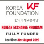 Korean Exchange Program 2021