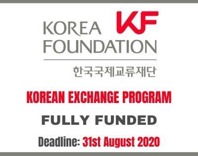 Korean Exchange Program 2021