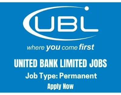 UBL Jobs 2020