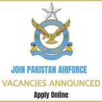 Join PAF as Sportsman and Air-Trader