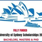 University of Sydney Scholarships 2021