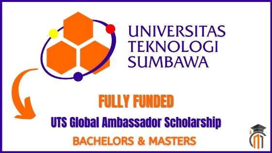 UTS Global Ambassador Scholarship 2020-2021 Indonesia ...