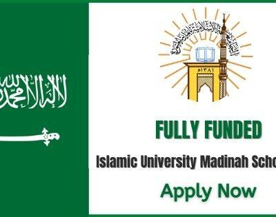 Islamic University Madinah Scholarship