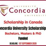 Canadian Scholarship for International Students 2021