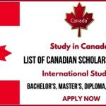 List of Canadian Scholarships for International Students 2021