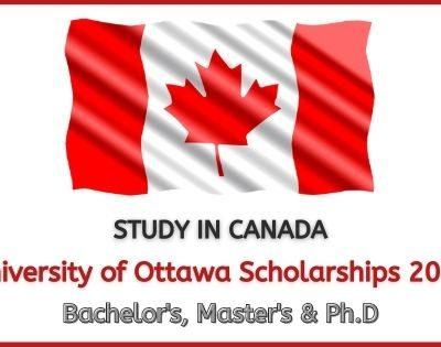 University of Ottawa Scholarships 2021