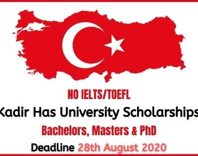 Kadir Has University Scholarships 2021