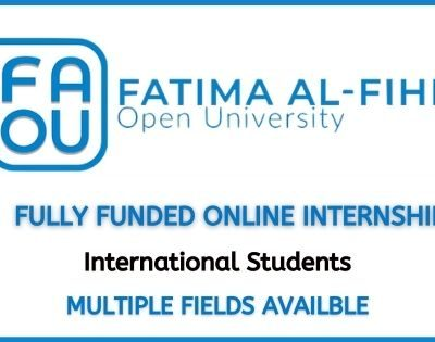 Fatima Al-Fihri Open University Internship 2020