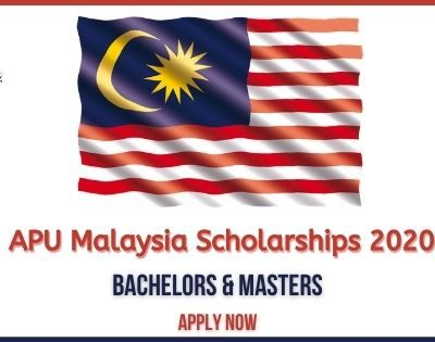 APU Malaysia Scholarships 2020