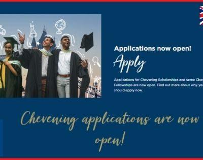 Chevening scholarship 2021