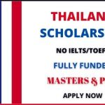 SIIT Scholarship in Thailand 2020