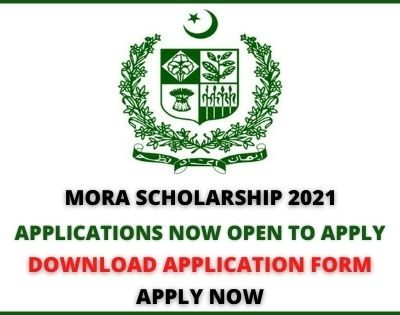 MORA Scholarship 2021